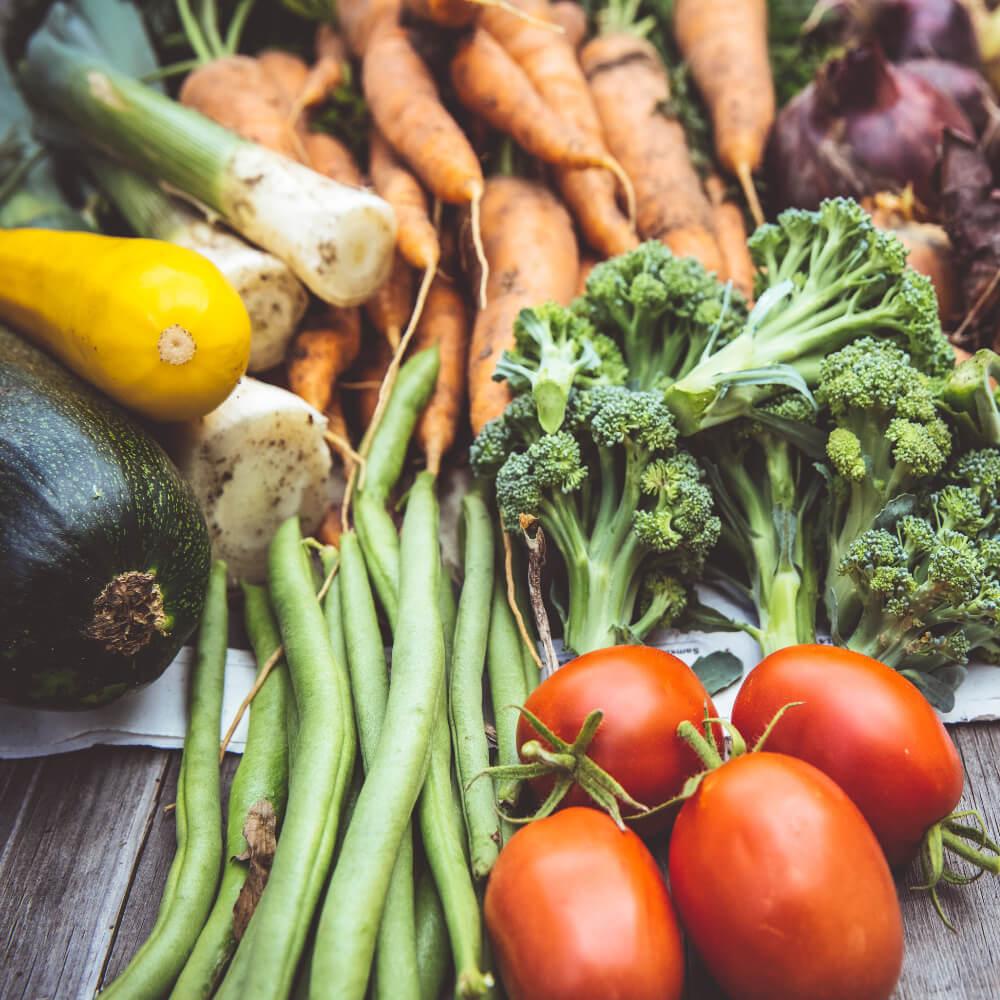 Vitamine und Nährstoffe bei trockener Haut